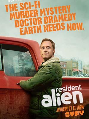 Bác Sĩ Ngoài Hành Tinh Resident Alien