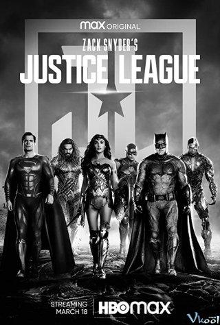 Liên Minh Công Lý Của Zack Snyder - Zack Snyders Justice League