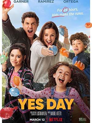 Ngày Đồng Ý - Yes Day
