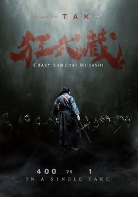 Kiếm Sĩ Huyền Thoại Musashi - Crazy Samurai Musashi