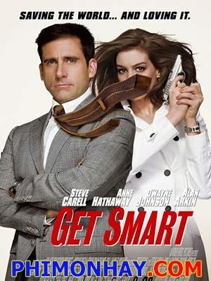 Nhiệm Vụ Bất Khả Thi Điệp Viên 86: Get Smart.Diễn Viên: Steve Carell,Anne Hathaway,Alan Arkin