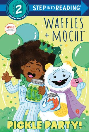 Bánh Quế + Mochi - Waffles + Mochi