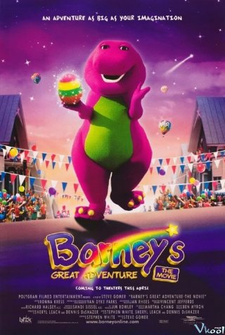 Chuyến Phiêu Lưu Lớn Của Barney - Barneys Great Adventure: The Movie