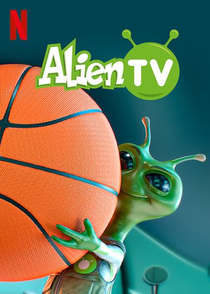 Truyền Hình Ngoài Hành Tinh 2 - Alien Tv S02