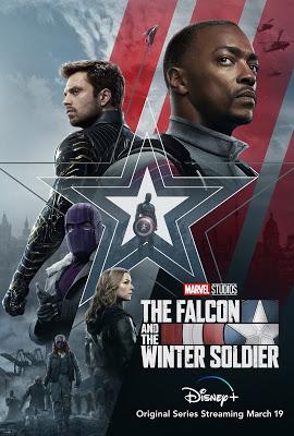 Chim Ưng Và Chiến Binh Mùa Đông Phần 1 - The Falcon And The Winter Soldier Season 1
