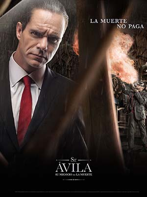 Trùm Sát Thủ 2 Sr. Ávila S02