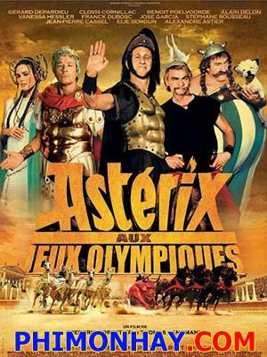 Asterix Và Đại Hội Olympic Asterix At The Olympic Games.Diễn Viên: Gérard Depardieu,Clovis Cornillac,Benoît Poelvoorde