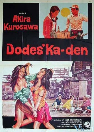 Thị Trấn Không Có Mùa Dodeska-Den