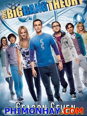 Vụ Nổ Lớn Phần 7 - The Big Bang Theory Season 7 Việt Sub (2013)