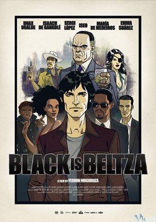 Màu Đen Là Beltza Black Is Beltza