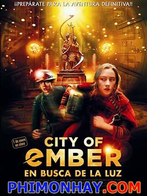 Thành Phố Dưới Lòng Đất Thành Phố Than Hồng: City Of Ember.Diễn Viên: Saoirse Ronan,Toby Jones,Bill Murray
