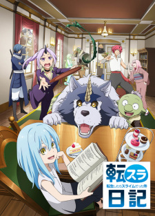Tensura Nikki: Tensei Shitara Slime Datta Ken - The Slime Diaries: That Time I Got Reincarnated As A Slime