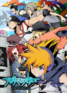 Subarashiki Kono Sekai The Animation - The World Ends With You The Animation