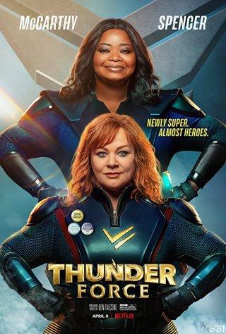 Bộ Đôi Sấm Sét Thunder Force