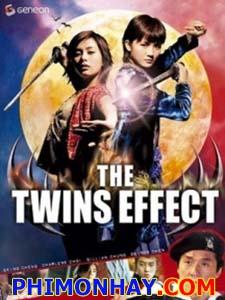 Thiên Cơ Biến The Twins Effect.Diễn Viên: Thành Long,Trần Quán Hy,Trịnh Y Kiện,Thái Trác Nghiên,Chung Hân Đồng