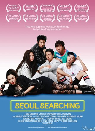 Tìm Tình Yêu Ở Seoul Seoul Searching