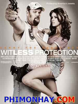 Bảo Vệ Nhân Chứng Witless Protection.Diễn Viên: Larry The Cable Guy,Jenny Mccarthy,Richard Bull