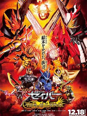 Kamen Rider Saber - The Phoenix Swordsman And The Book Of Ruin