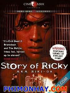 Lực Vương: Ngục Tù Đẫm Máu - Riki Oh: The Story Of Ricky