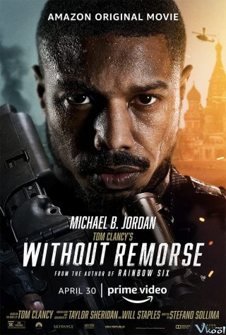 Không Hối Tiếc Tom Clancy'S Without Remorse