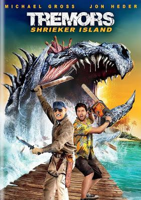 Sâu Đất: Đảo Shrieker - Tremors: Shrieker Island