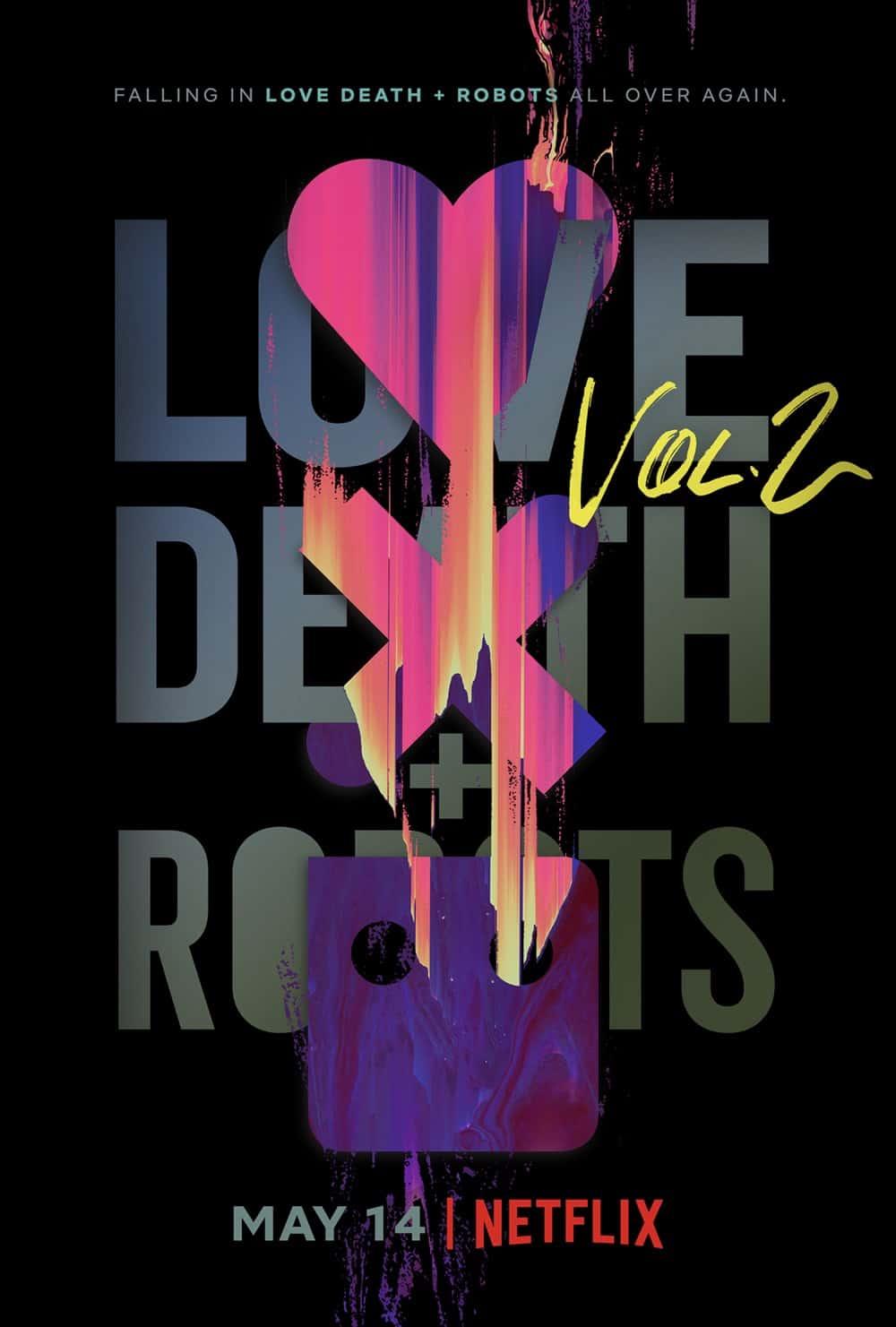 Tình Yêu, Cái Chết Và Người Máy (Phần 2) - Love, Death And Robots Vol 2