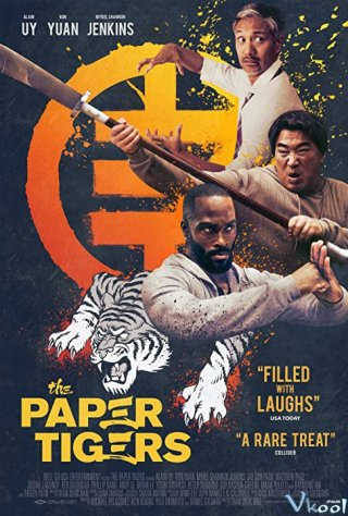 Hổ Giấy The Paper Tigers