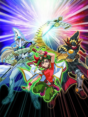 Yu-Gi-Oh! Arc-V: Yugi Oh! - Yuu Gi Ou! Arc-V: Yu-Gi-Oh! Arc Five Việt Sub (2014)