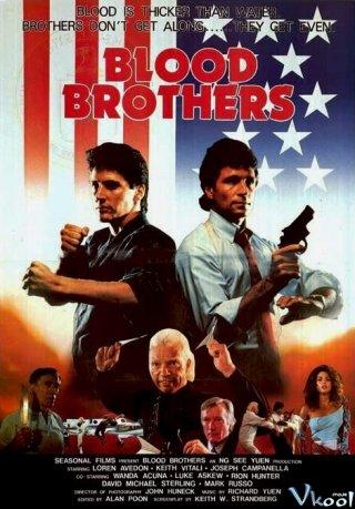 Không Rút Lui, Không Đầu Hàng 3: Anh Em Ruột - No Retreat, No Surrender 3: Blood Brothers