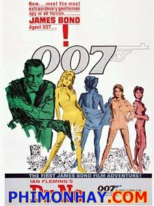 Điệp Viên 007: Tiến Sĩ No - James Bond 007: Dr No
