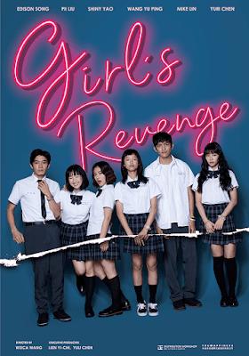 Thiếu Nữ Trả Thù Girls Revenge.Diễn Viên: Cảnh Lạc,Đại Lưu