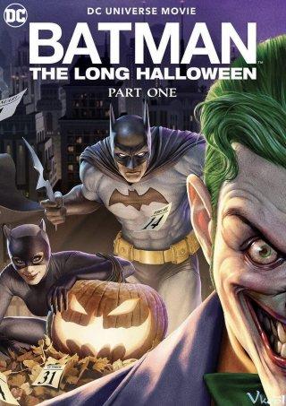 Người Dơi: Đêm Trường Halloween, Phần 1 Batman: The Long Halloween, Part One