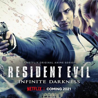 Vùng Đất Quỷ Dữ: Bóng Tối Vô Tận (Phần 1) Resident Evil: Infinite Darkness (Season 1)