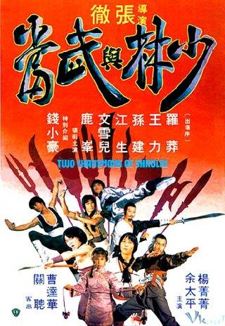 Thiếu Lâm Quyết Đấu Võ Đang - Sword Masters Two Champions Of Shaolin