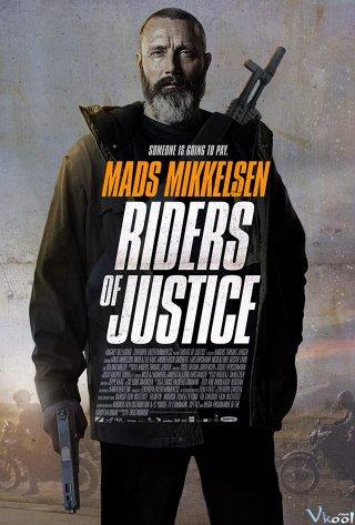 Kỵ Sĩ Công Lý Riders Of Justice.Diễn Viên: Jean,Claude Van Damme,Adewale Akinnuoye,Agbaje,Steven Berkoff,Waldemar Barwinski