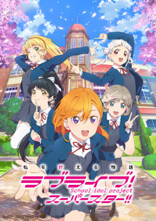 Love Live! Superstar!! - Một Series Mới Toanh Về Anime Love Live!