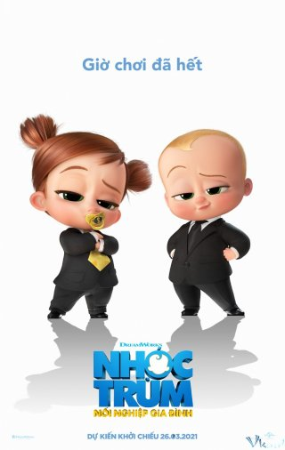 Nhóc Trùm: Nối Nghiệp Gia Đình - The Boss Baby Family Business