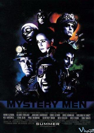 Người Bí Ẩn - Mystery Men