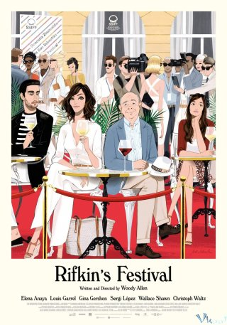 Lễ Hội Của Rifkin - Rifkins Festival