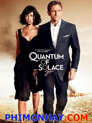Điệp Viên 007: Định Mức Khuây Khỏa - James Bond 22: Quantum Of Solace