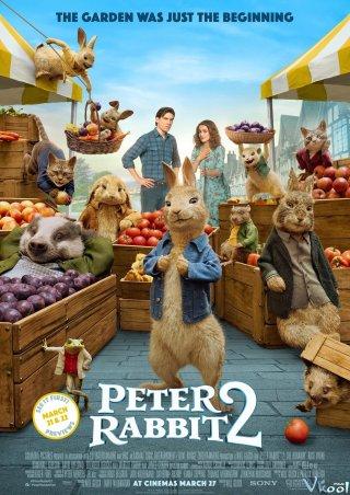 Thỏ Peter 2: Cuộc Trốn Chạy - Peter Rabbit 2: The Runaway