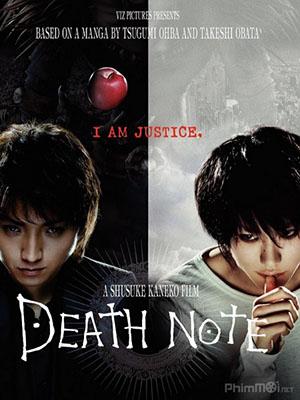 Quyển Sổ Thiên Mệnh 1: Death Note 1 Cái Tên Cuối Cùng 1: The Last Name 1.Diễn Viên: Kenichi Matsuyama,Tatsuya Fujiwara,Erika Toda