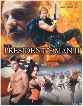 Người Đàn Ông Của Tổng Thống: Vượt Quá Giới Hạn The Presidents Man: A Line In The Sand.Diễn Viên: Ron Perlman,John Hurt,Selma Blair