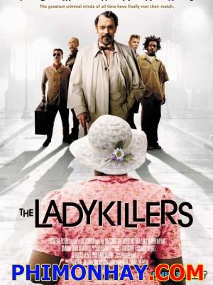 Kẻ Cắp Gặp Bà Già The Ladykillers.Diễn Viên: Tom Hanks,Irma P Hall,Marlon Wayans
