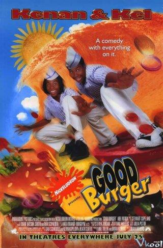 Bánh Burger - Good Burger