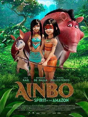 Nữ Chiến Binh Amazon Ainbo: Spirit Of The Amazon