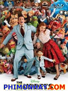 Đại Hội Nhạc Rối The Muppets.Diễn Viên: Jason Segel,Amy Adams,Chris Cooper