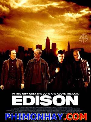 Cớm Đen - Edison