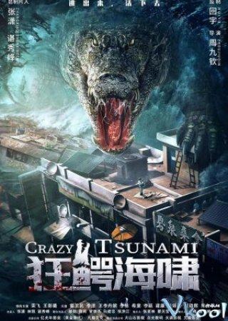 Biển Động Cá Sấu Điên - Crazy Tsunami