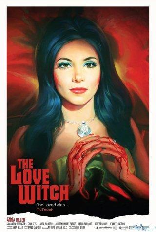 Phù Thủy Tình Yêu - The Love Witch